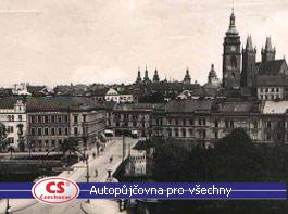 půjčovna aut Hradec